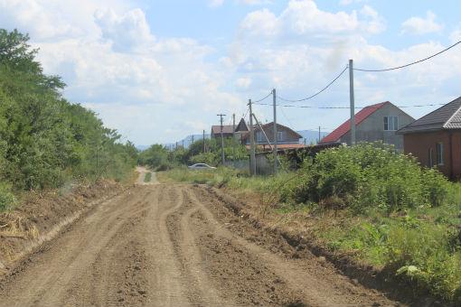 В городе Абинске появились новые улицы
