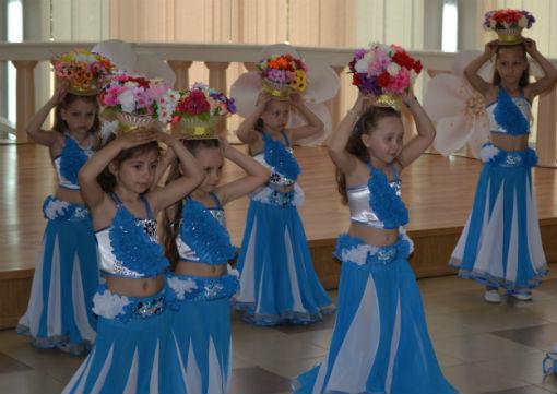 Студия восточного танца «Анатоли» отметила пятилетний юбилей