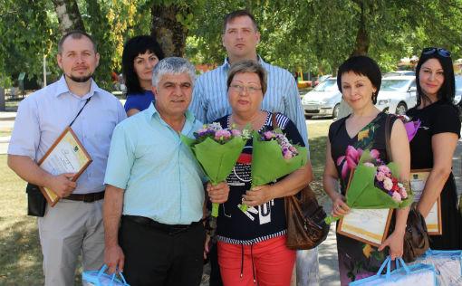 В Абинском районе прошел торжественный прием медицинских работников