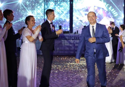 Председатель ЗСК напутствовал выпускников Кубани