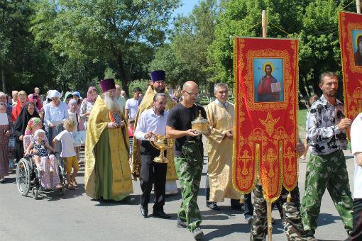 Абинчане отметили День семьи, любви и верности