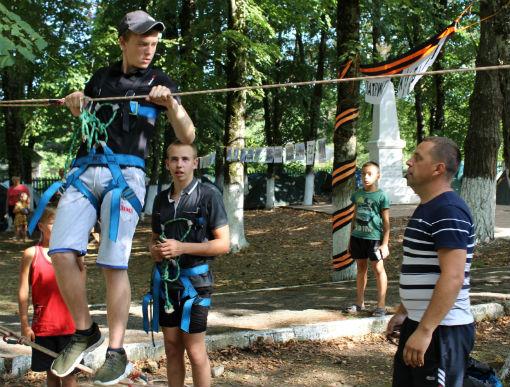 15 июля в школах Абинского района закончилась работа второго потока лагерей дневного пребывания.