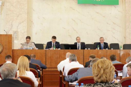 Депутаты ЗСК поддержали проект федерального закона о повышении пенсионного возраста