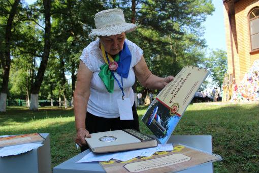 Делегация Абинского района участвовала в праздничных мероприятиях, посвященных 75-летию освобождения Кубани от немецко-фашистских захватчиков