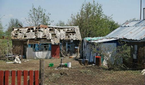 Тимашевск пострадал от града размером с куриное яйцо