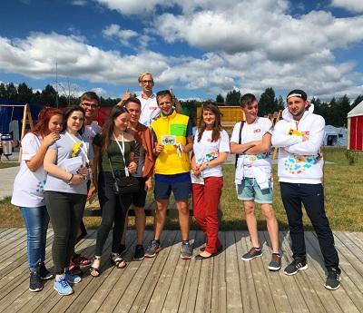 Абинчане стали участниками Всероссийского молодежного образовательного форума