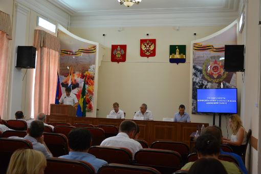 Депутаты Совета МО Абинский район рассмотрели вопросы, касающиеся финансов и коммунальной сферы