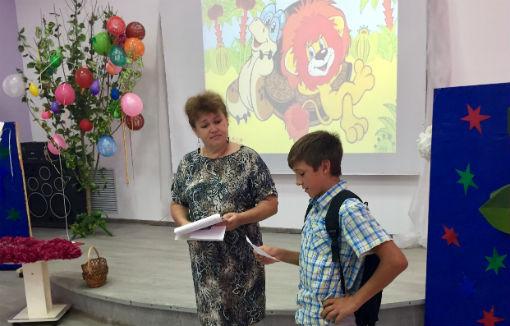 Ахтырские школьники побывали на уроке вежливости и доброты