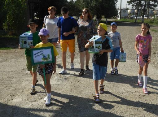 В Абинском районе прошла экологическая акция «Батарейка, сдавайся!»