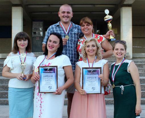 Абинский народный театр «Маска» получил высшую награду Международного фестиваля «Российский берег»