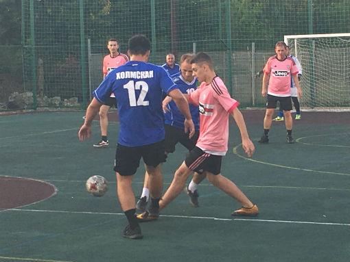 В Абинске открыли футбольный сезон