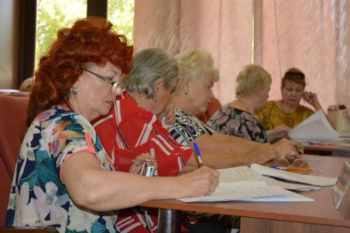 Представители краевого Комитета солдатских матерей с рабочим визитом посетили Абинский район
