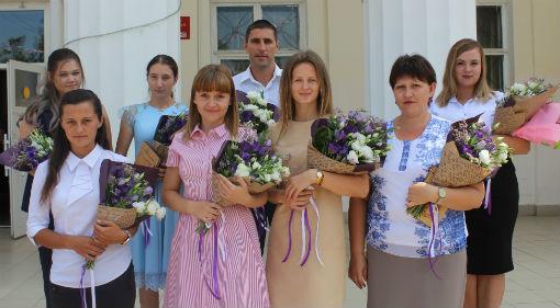 В школы Абинского района пришли работать 11 молодых педагогов