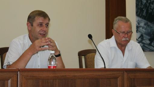 Общественный совет муниципального образования Абинский район возглавил новый председатель
