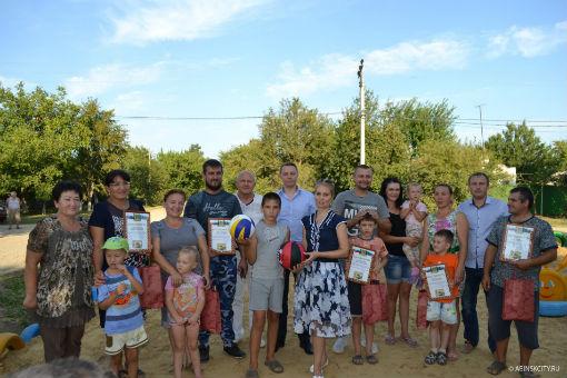 Еще на одну детскую игровую площадку в Абинске стало больше