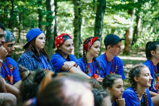 На молодежном форуме «Регион 93» прошел день добровольца Бессмертного полка