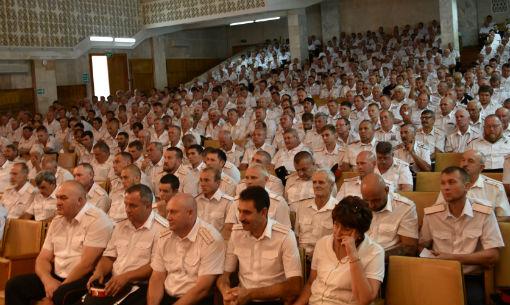 Абинское районное казачье общество отметили в числе лучших