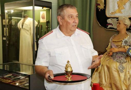 Земля с малой родины Екатерины II пополнит экспозицию Краснодарского краеведческого музея