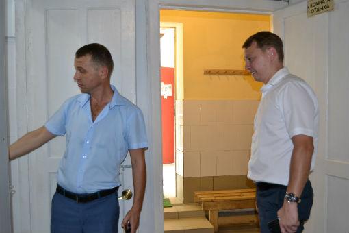 В Абинске возобновит работу городская баня