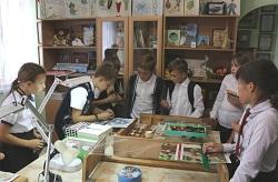 Дом детского творчества распахнул свои двери для детей и родителей
