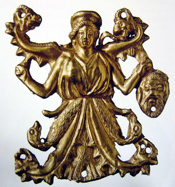 Город Абинск носит имя древней богини