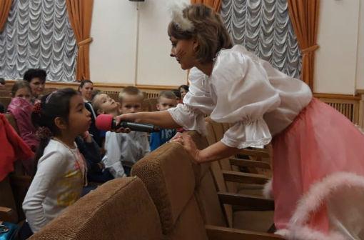 Ахтырские школьники побывали в гостях у кошки Маргошки