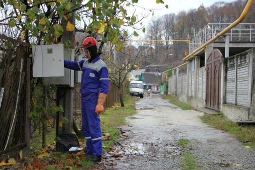 Кубаньэнерго взыскало более 62 млн рублей с расхитителей электроэнергии в Сочи