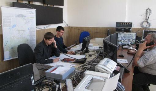В Абинском районе прошла штабная тренировка по гражданской обороне