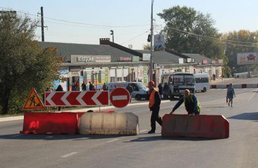 Абинчане просят власти свести неудобства, связанные с закрытием моста, к минимуму