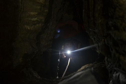 Спелеологи обследовали пещеры в Лабинском районе