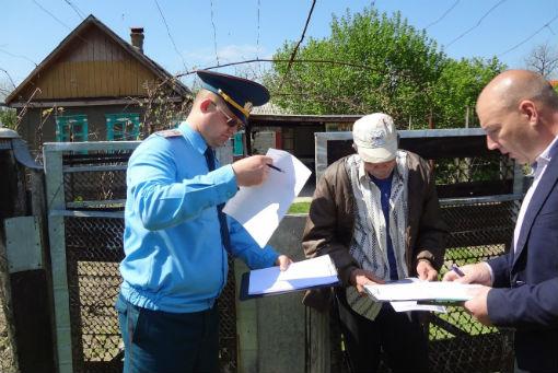 В Абинском районе обследовали 40 домов на предмет соблюдения требований пожарной безопасности