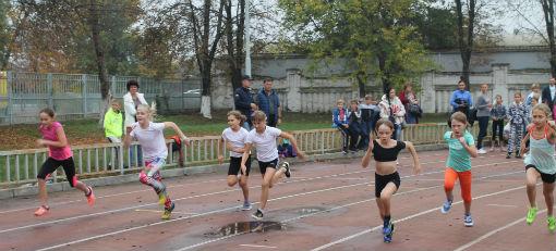 Абинские легкоатлеты вошли в десятку лучших