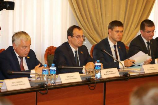 Депутаты ЗСК дали оценку развитию Новокубанского района