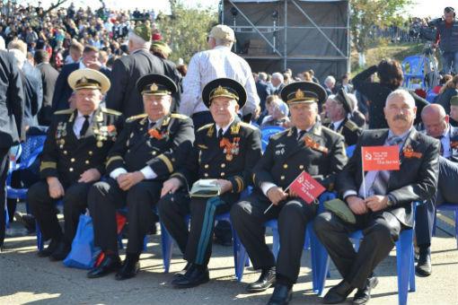 Руководители региона поздравили кубанцев с 75-летием освобождения Краснодарского края и завершения битвы за Кавказ