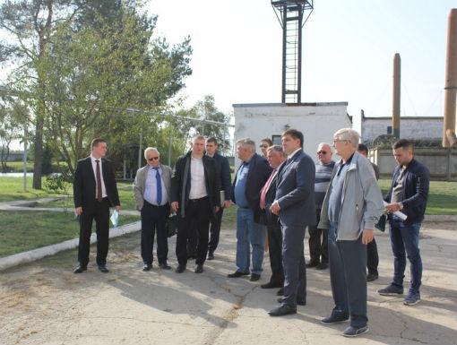 Депутаты ЗСК ознакомились с ходом строительства новых объектов водоснабжения в Крымском районе