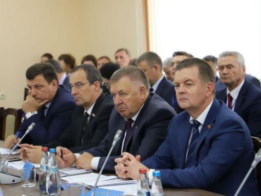 Спикер ЗСК принял участие в заседании аграрной секции V форума регионов в Беларуси