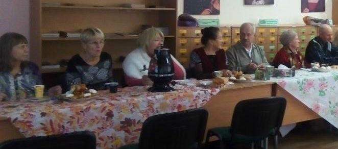 В Абинской межпоселенческой библиотеке прошел вечер-портрет «Слово об одной русской матери»