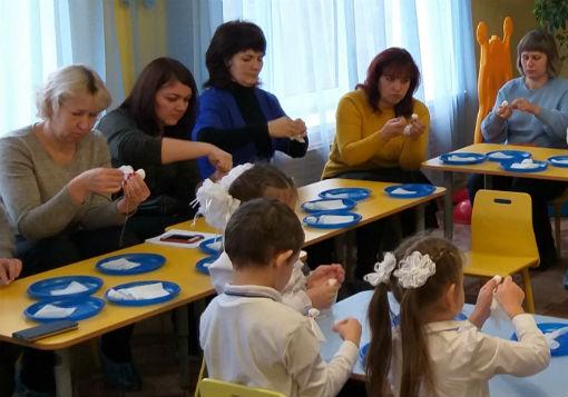 В детском саду ст. Федоровской прошла благотворительная акция