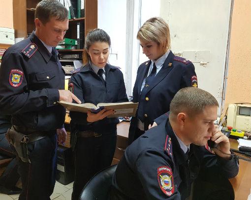 10 ноября абинские полицейские примут поздравления с профессиональным праздником и продолжат нести службу