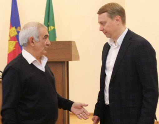 В Абинске прошло заседание координационной комиссии по профилактике правонарушений на территории Абинского района