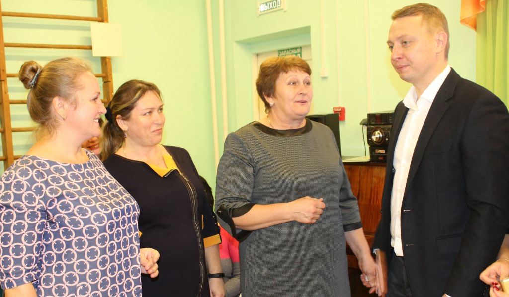 Исполняющий обязанности главы Абинского района провел встречи с жителями ст. Федоровской