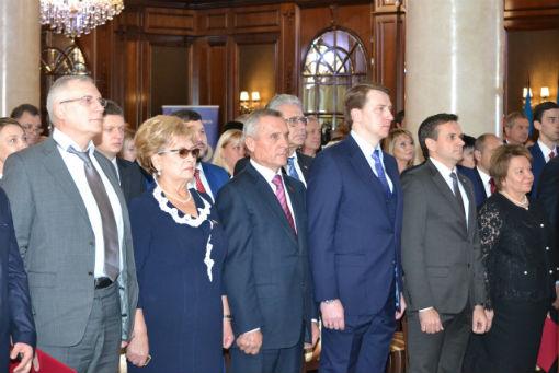 В Краснодаре отметили День избирательной системы края