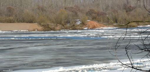 На реках в Абинском районе ожидаются подъемы уровня воды