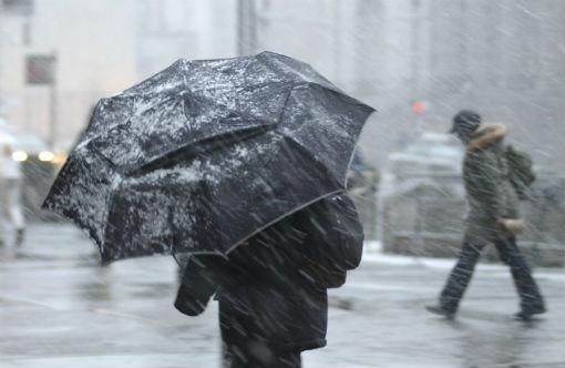 В Абинском районе объявили штормовое предупреждение