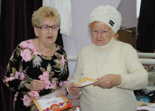 В Абинском местном отделении Всероссийского общества слепых чествовали его активных членов