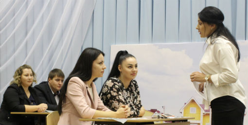 В Абинском районе выбрали лучших среди молодых учителей и воспитателей