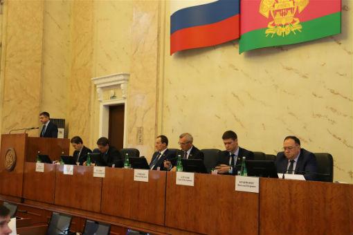 На парламентских слушаниях рассмотрели блок финансово-экономических вопросов
