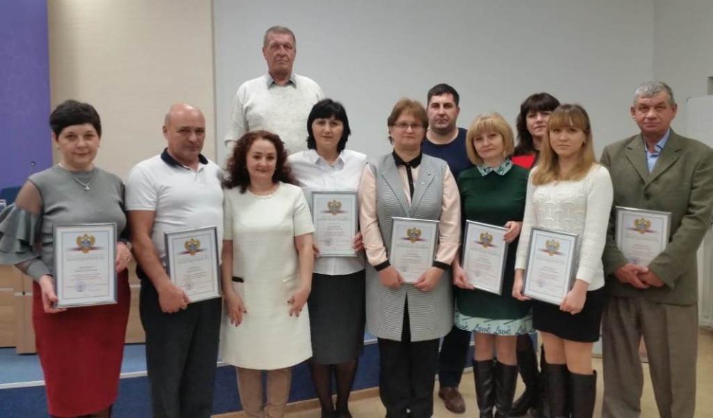 Краснодарских почтовиков наградили за работу в условиях ЧС