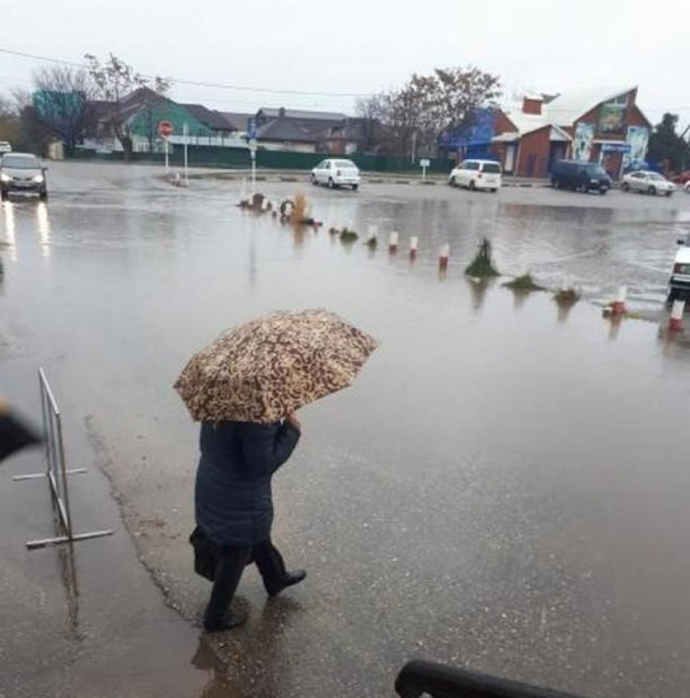 Стихия не застала врасплох коммунальные службы в Абинском районе