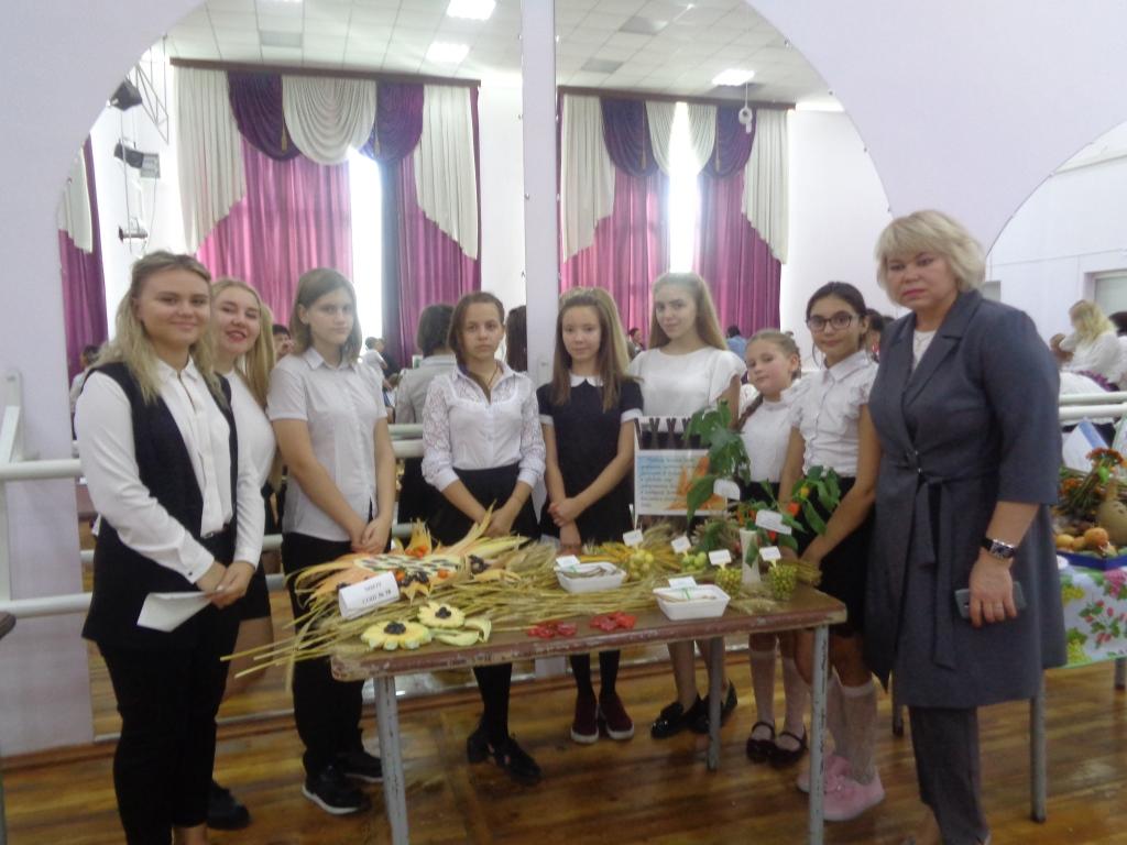 «КОТ» абинской школы №38 занимает третье место в рейтинге среди научных обществ школ Абинского района